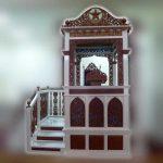 Mimbar Masjid Al Hikmah Kuala Rompin Pahang