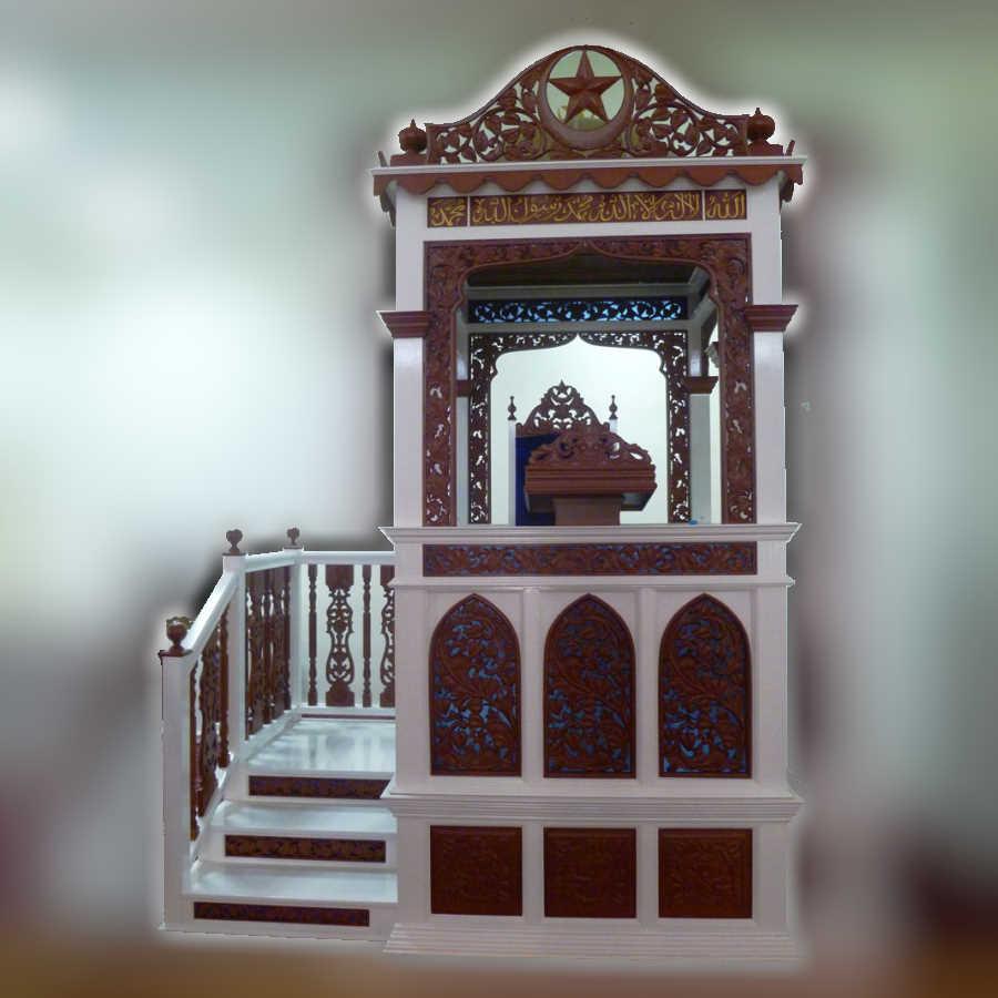 Mimbar Masjid Al-Hikmah Kuala Rompin Pahang